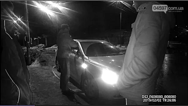 П'яного «поборника» виконання ПДР забрали до поліції за хуліганство, фото-2