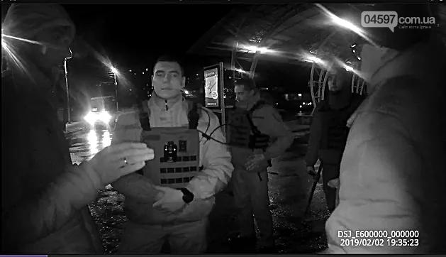 П'яного «поборника» виконання ПДР забрали до поліції за хуліганство, фото-4