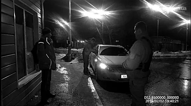 П'яного «поборника» виконання ПДР забрали до поліції за хуліганство, фото-5