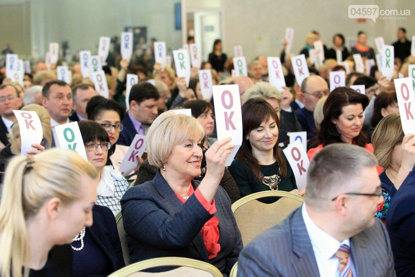 Марина Порошенко в Ірпені підписала Хартію у сфері освіти, фото-2