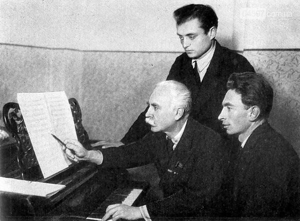 Відомі постаті Приірпіння: сьогодні 130 років від дня народження композитора Ревуцького  , фото-2