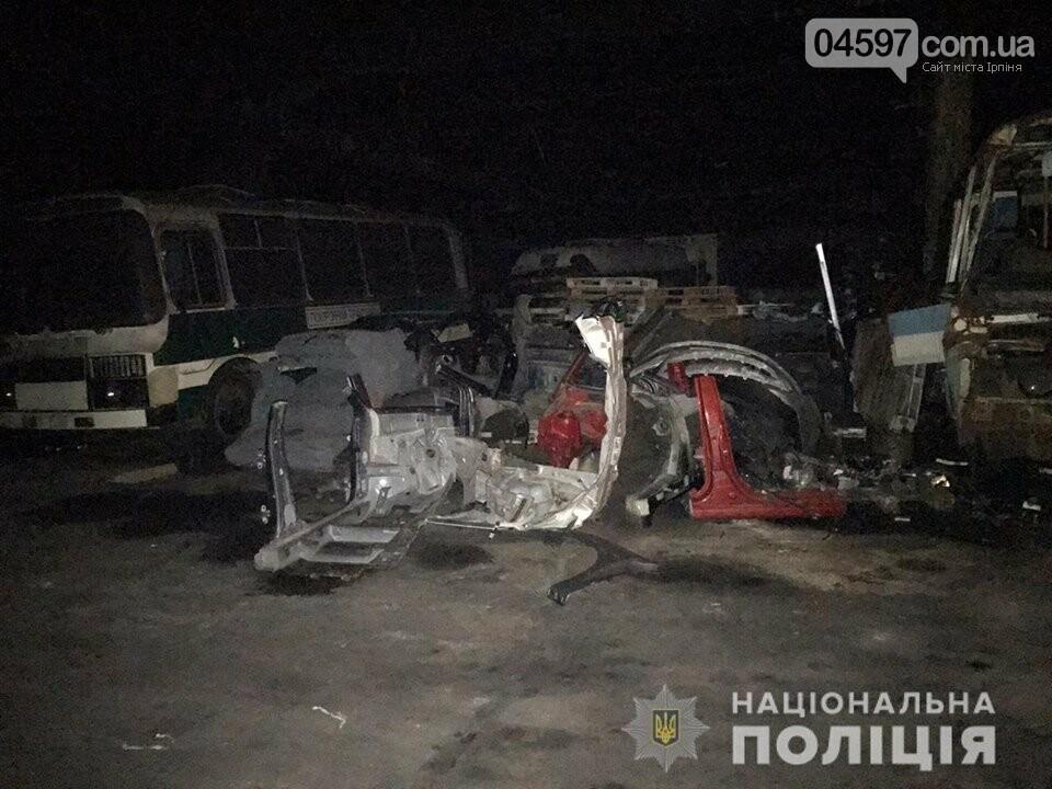 Поліція затримала викрадачів авто з Ірпеня та Києва, яких підозрюють у 20 злочинах , фото-3