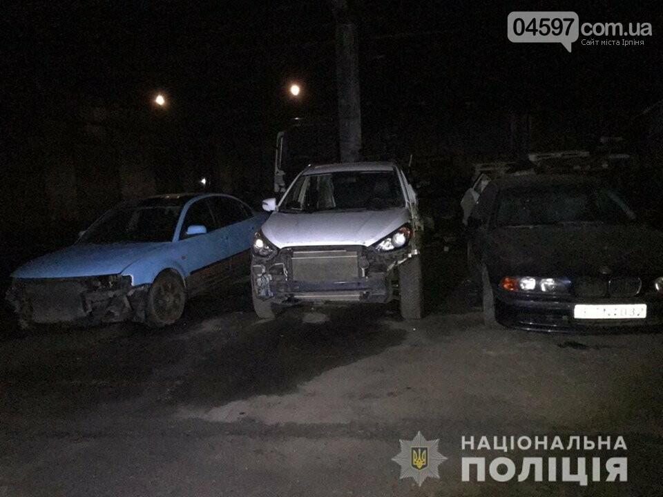 Поліція затримала викрадачів авто з Ірпеня та Києва, яких підозрюють у 20 злочинах , фото-6