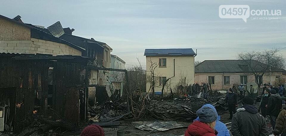 В Ірпені згоріли житлові будинки: потрібна допомога, фото-2