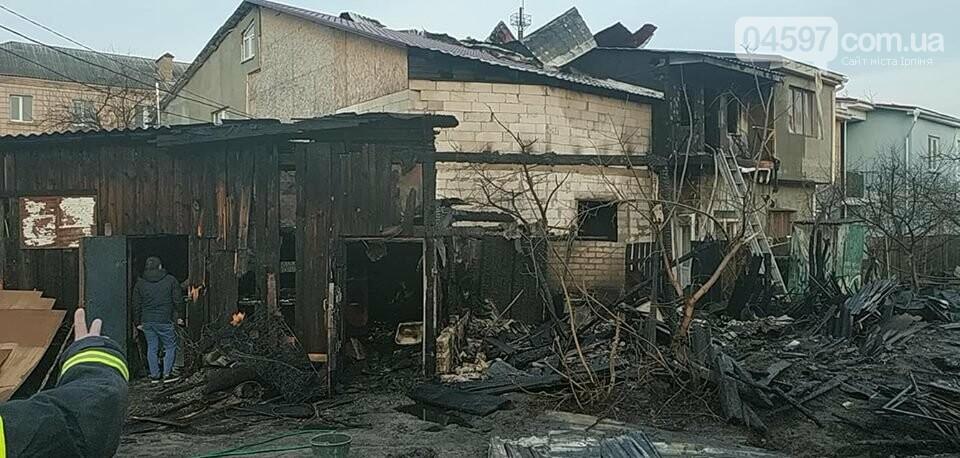 В Ірпені згоріли житлові будинки: потрібна допомога, фото-6