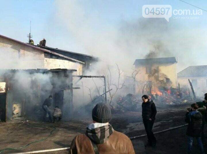 В Ірпені згоріли житлові будинки: потрібна допомога, фото-8