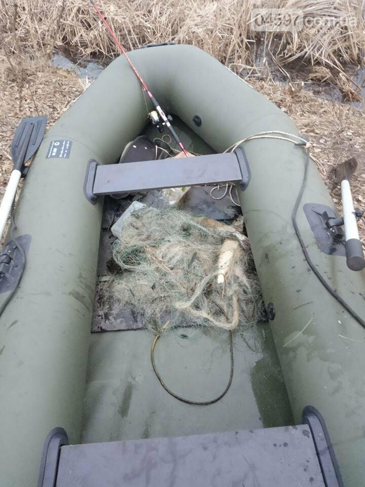 У березні Київський рибпатруль зафіксував 60 правопорушень, фото-1