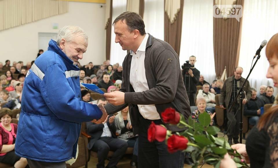 Ірпінські комунальники отримали ордери на житло напередодні професійного свята, фото-1