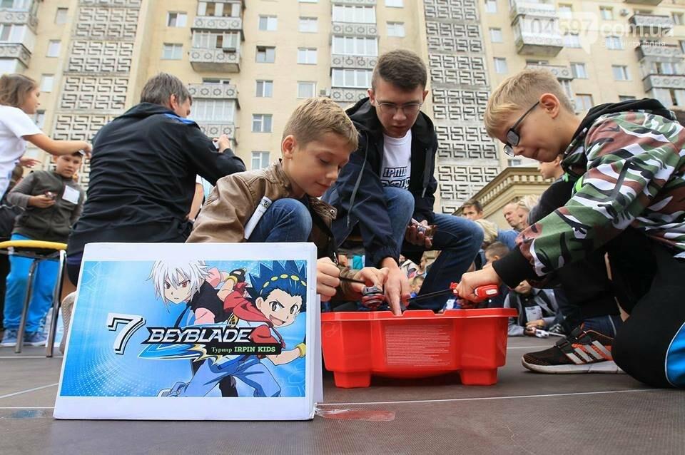 В Ірпені, Боярці та Вишневому відбудеться дитячий турнір BeyBlade-2019, фото-2