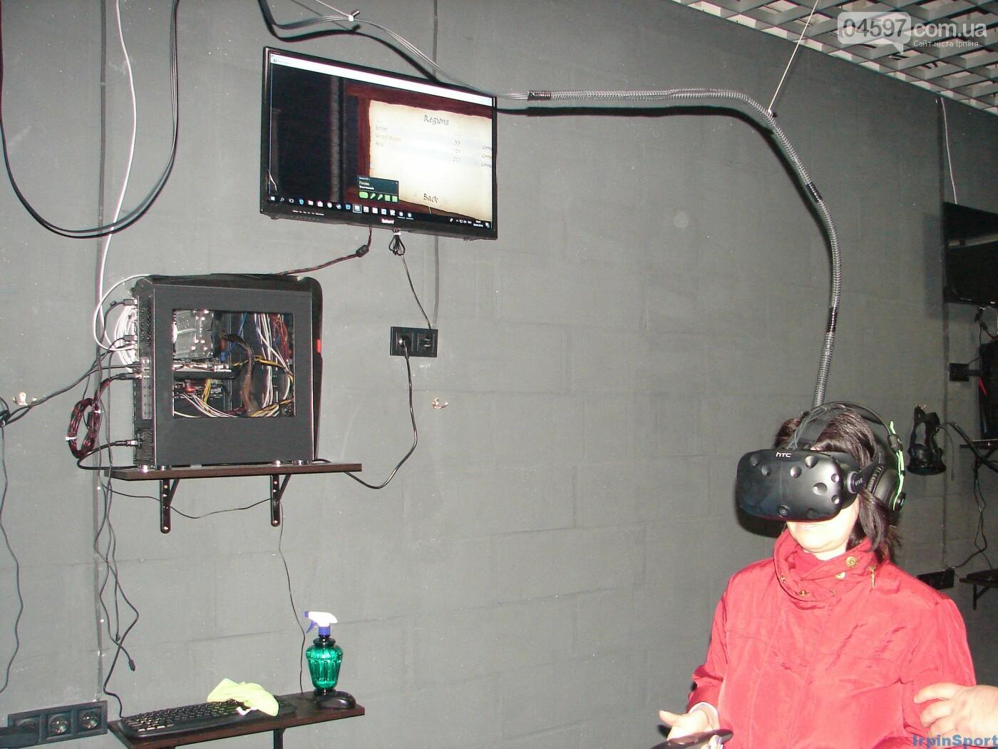 """Сьогодні річниця з дня відкриття в ТРЦ """"Жираф"""" клубу віртуальної реальності """"СUBE"""", фото-1"""