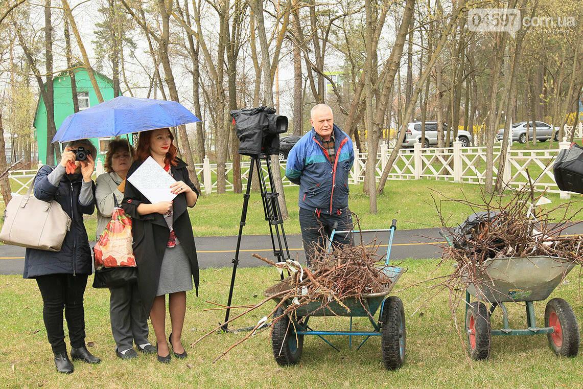 В Ірпені буде 5 тисяч нових дерев, фото-2