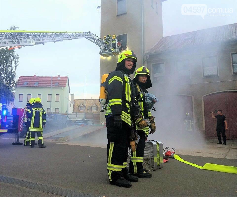 Рятувальники Ірпеня та Борна реалізовують україно-німецький проект з протипожежної безпеки, фото-1