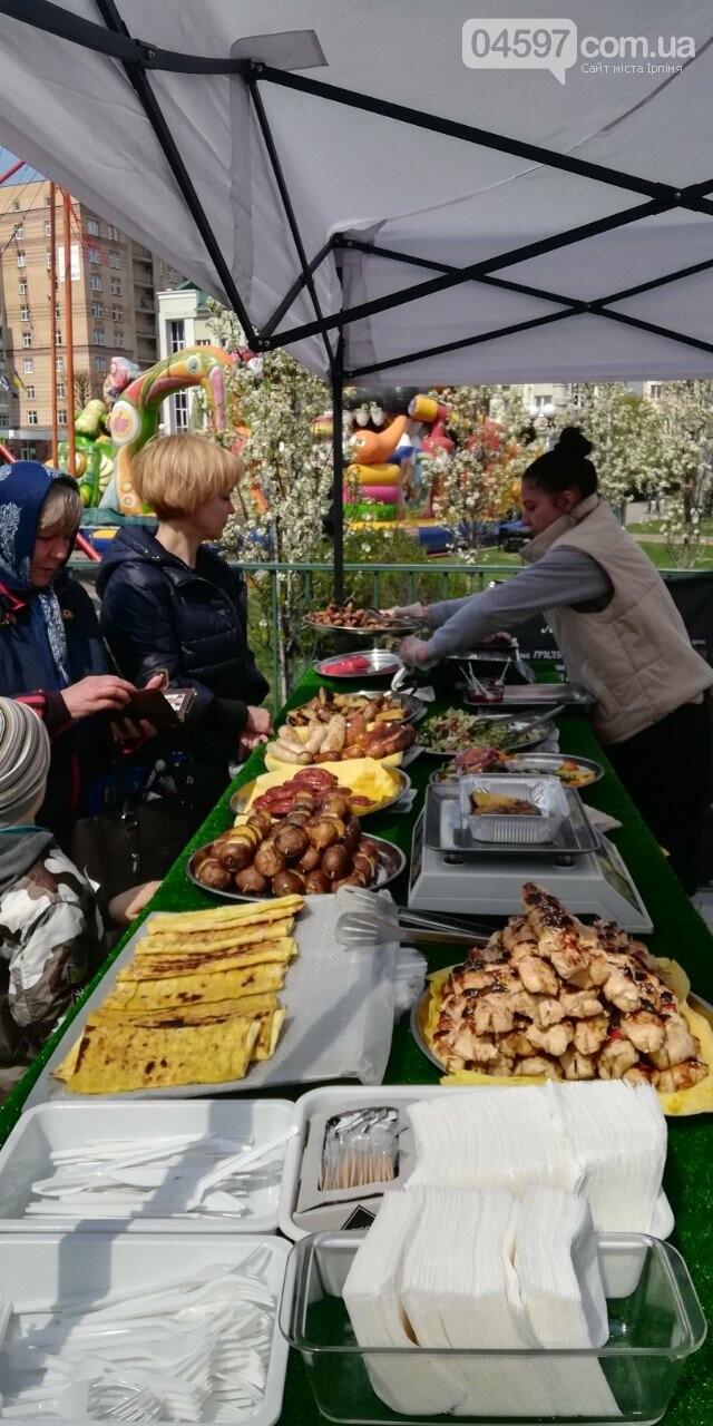 Сьогодні на Центральній площі Ірпеня - веселі розваги для дітей і дорослих, фото-7