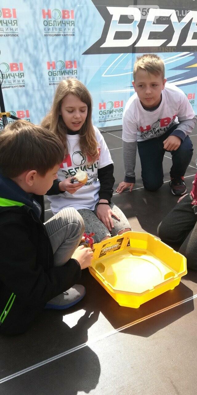 Сьогодні на Центральній площі Ірпеня - веселі розваги для дітей і дорослих, фото-5