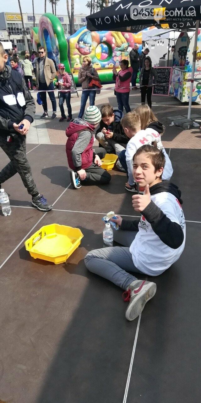 Сьогодні на Центральній площі Ірпеня - веселі розваги для дітей і дорослих, фото-8