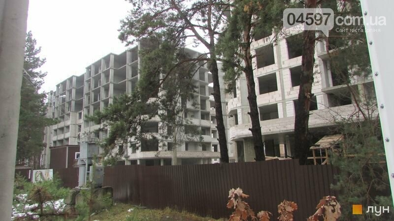 В Ірпені будівельник випав з 13-го поверху, фото-1