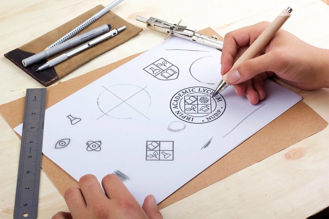 В Ірпені обрали логотип нового ліцею, фото-3