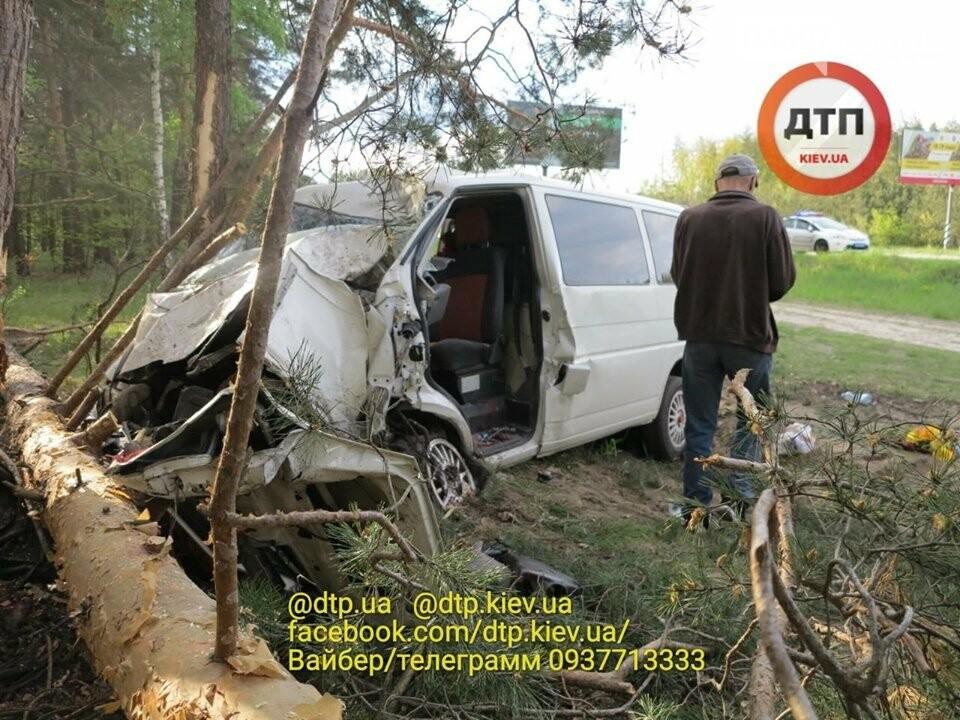 Жахлива аварія сталася на Новоірпінській трасі через непристібнутий ремінь, фото-3