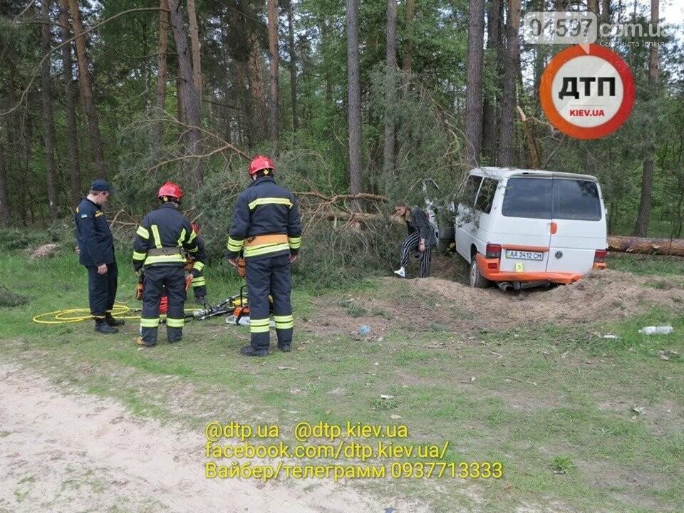 Жахлива аварія сталася на Новоірпінській трасі через непристібнутий ремінь, фото-4
