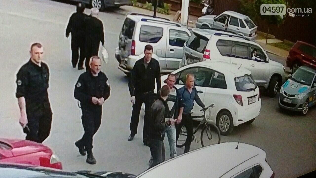 """Співробітники """"Бест-Охорони"""" затримали крадія велосипеда, фото-1"""