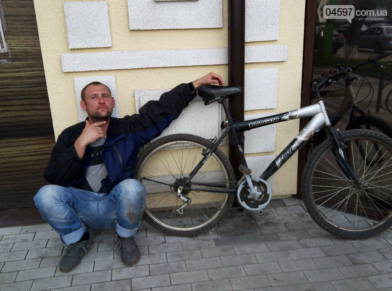 """Співробітники """"Бест-Охорони"""" затримали крадія велосипеда, фото-4"""