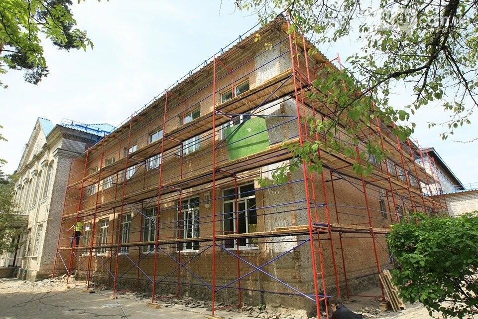 В Ірпені розпочали утеплення та ремонт школи № 2, фото-3