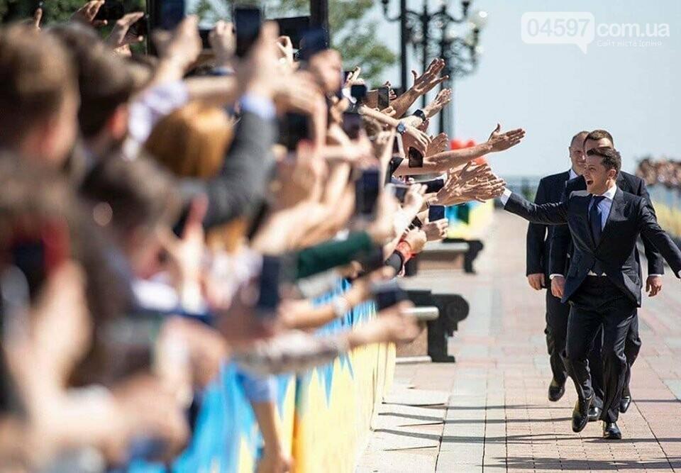 В Україні новий президент: про що говорив Зеленський у першій промові, фото-4
