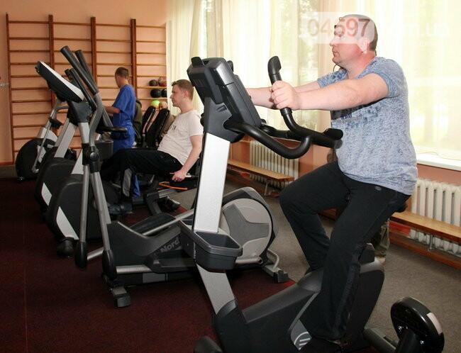 Військовий госпіталь Ірпеня отримав медичне реабілітаційне обладнання, фото-5