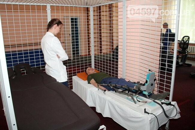 Військовий госпіталь Ірпеня отримав медичне реабілітаційне обладнання, фото-1