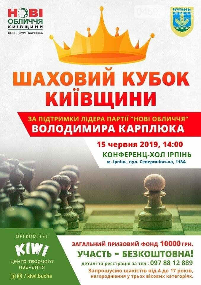 Володимир Карплюк запрошує на шаховий турнір, фото-1
