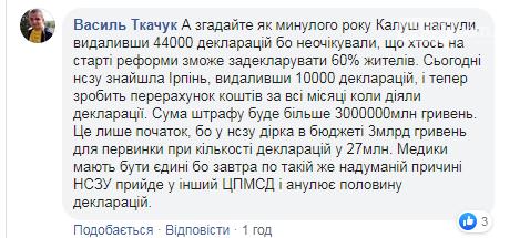 """""""Економна"""" медреформа: НЗСУ  анулювала 10 тисяч декларацій ірпінчан з лікарями, фото-1"""