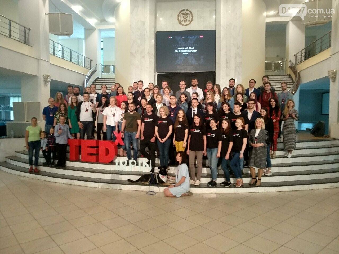 TEDx в Ірпені: чим дивувала міжнародна конференція, фото-10