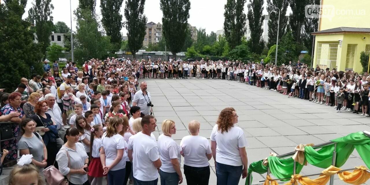 """Батьки """"запалили"""" школу в Гостомелі, фото-7"""