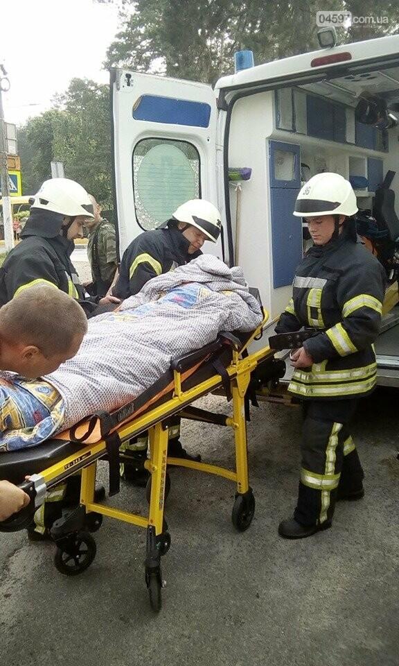 Ірпінські рятувальники витягли бабусю з колодязя, фото-4