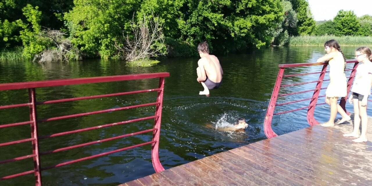 """Літо в Ірпені: на набережній купальний """"бум"""", фото-5"""