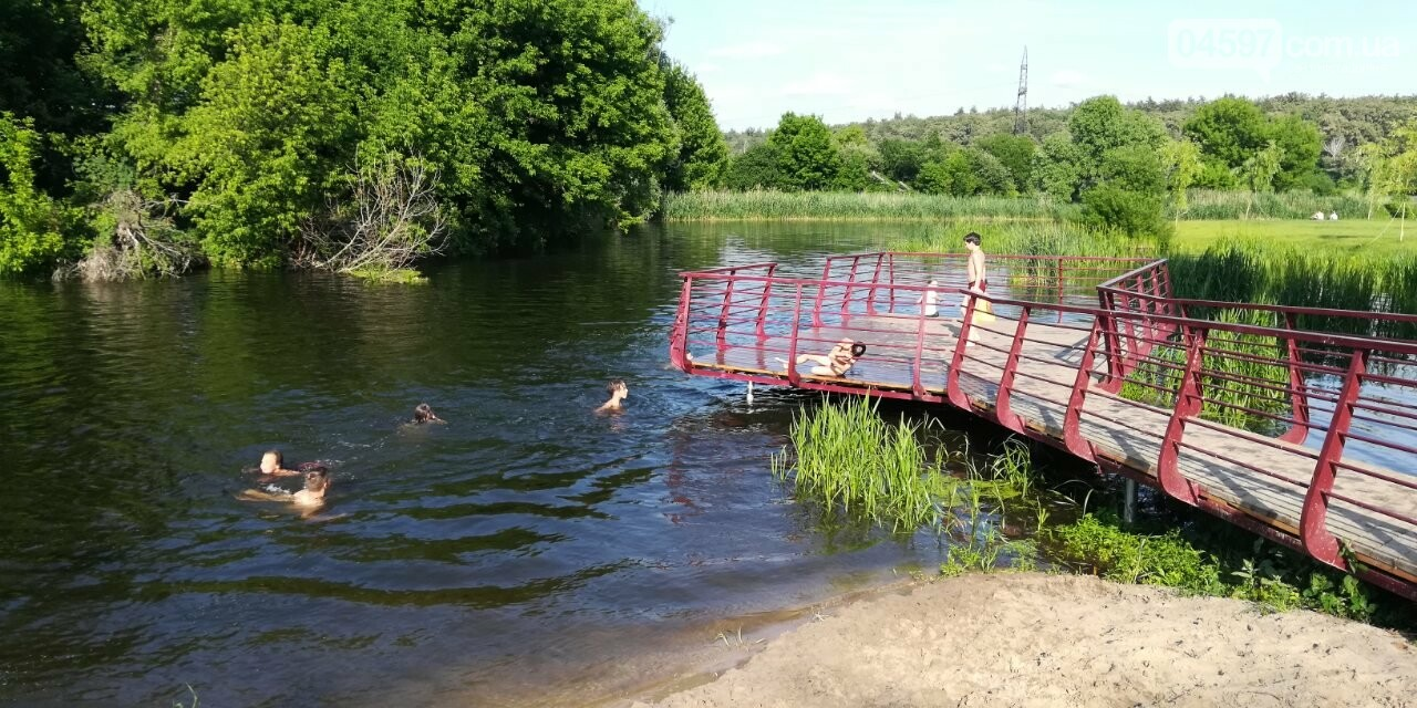 """Літо в Ірпені: на набережній купальний """"бум"""", фото-3"""