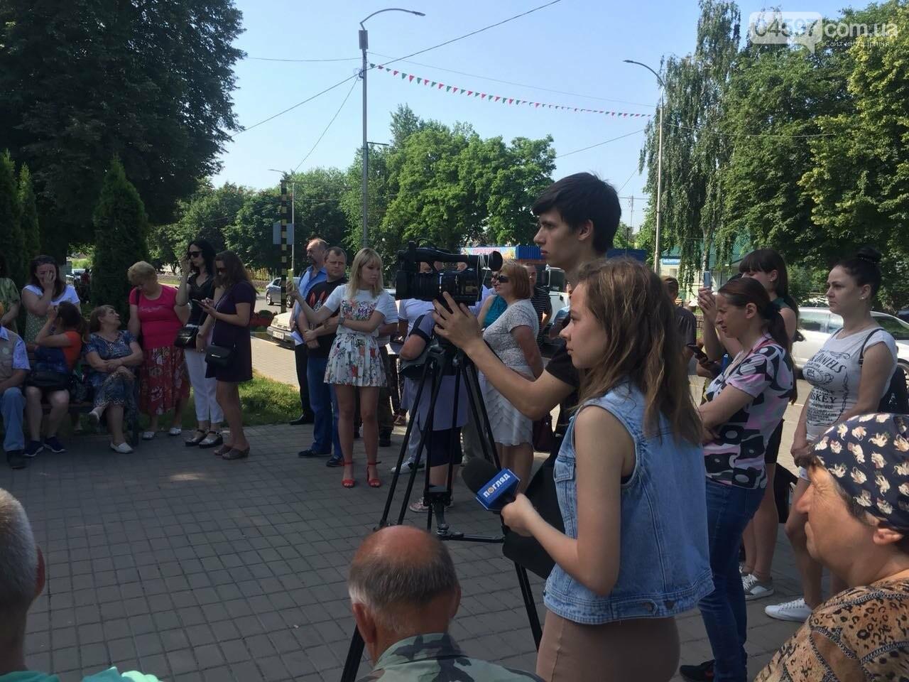 У Гостомелі - революція: вимагають відставки Прилипка, фото-3