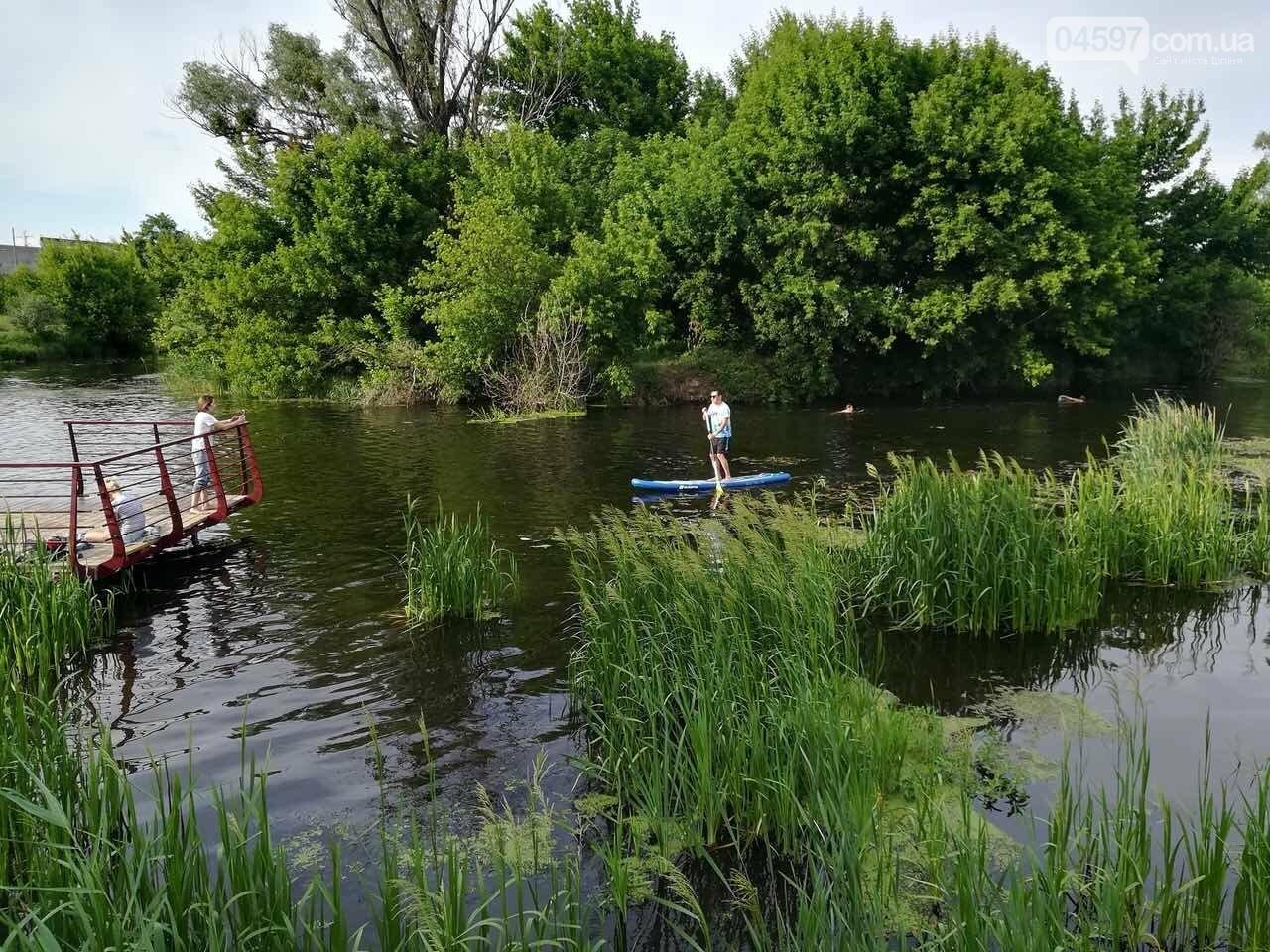 Плешко пропонує чистити річку Ірпінь земснарядом, фото-1
