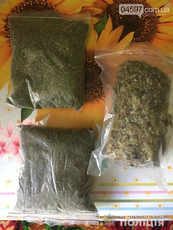 В Ірпені затримали чоловіка, який продавав наркотики через соцмережі, фото-4