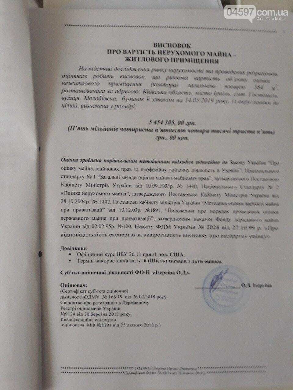 За школу в Гостомелі хочуть 5,5 млн гривень, фото-1