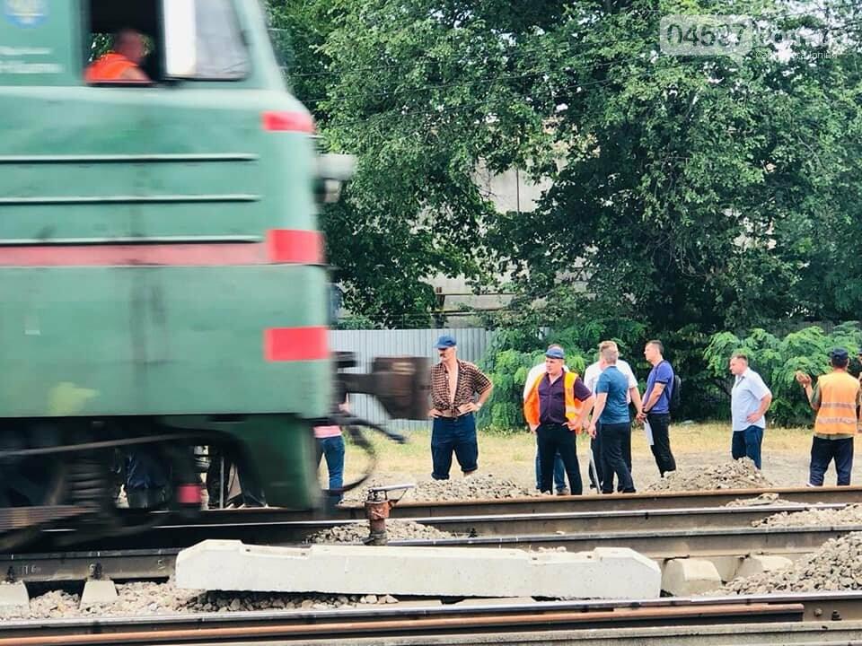 У Коцюбинському збудують наземний залізничний перехід, фото-3