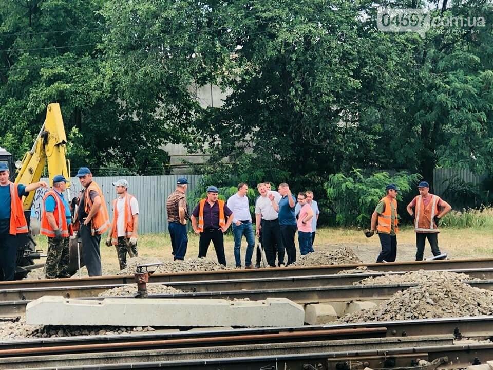 У Коцюбинському збудують наземний залізничний перехід, фото-2