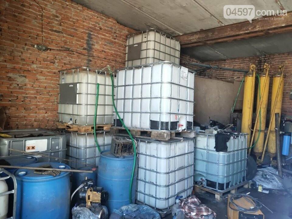 На Київщині ліквідовано підпільне виробництво алкоголю, фото-4