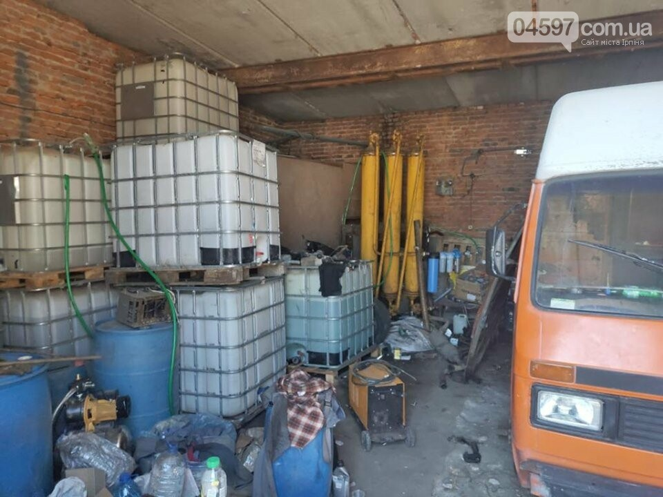 На Київщині ліквідовано підпільне виробництво алкоголю, фото-1
