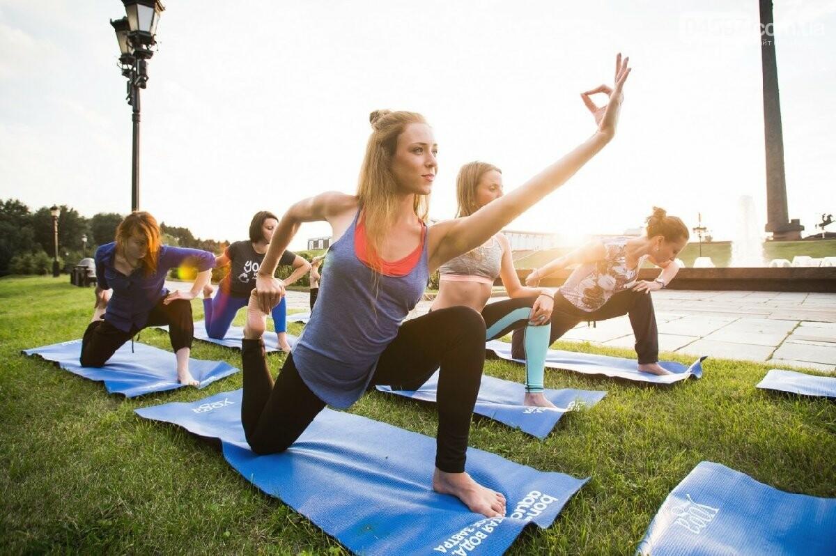 Жителі Ірпеня пропонують створити йога-простір у парку, фото-1