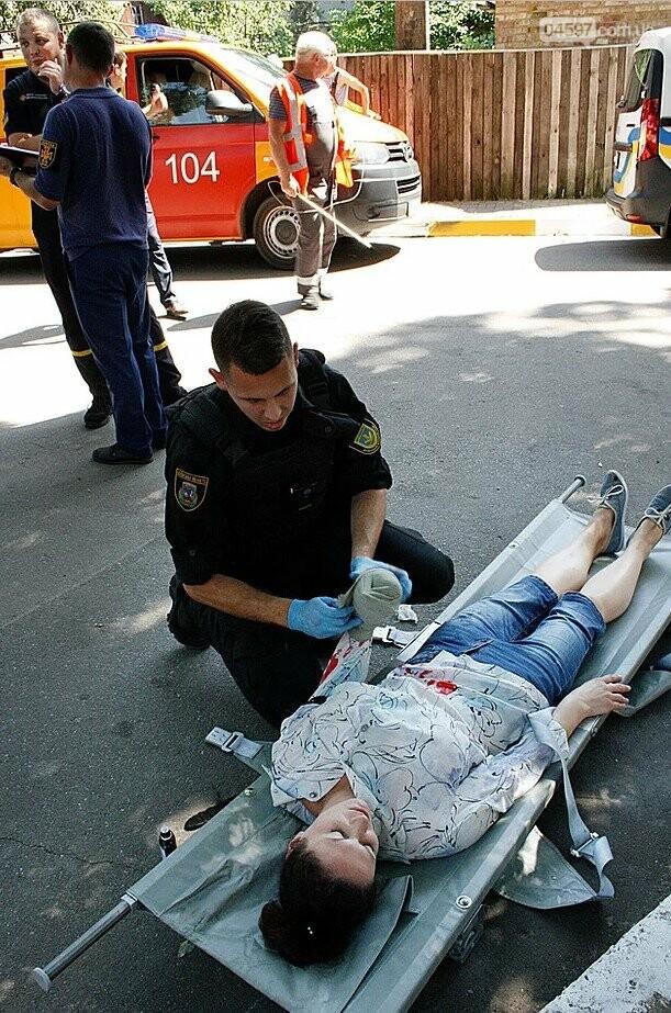 «Муніципальна варта» взяла участь у навчаннях з цивільного захисту, фото-5