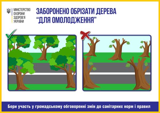 МОЗ України пропонує нові санітарні норми, фото-2