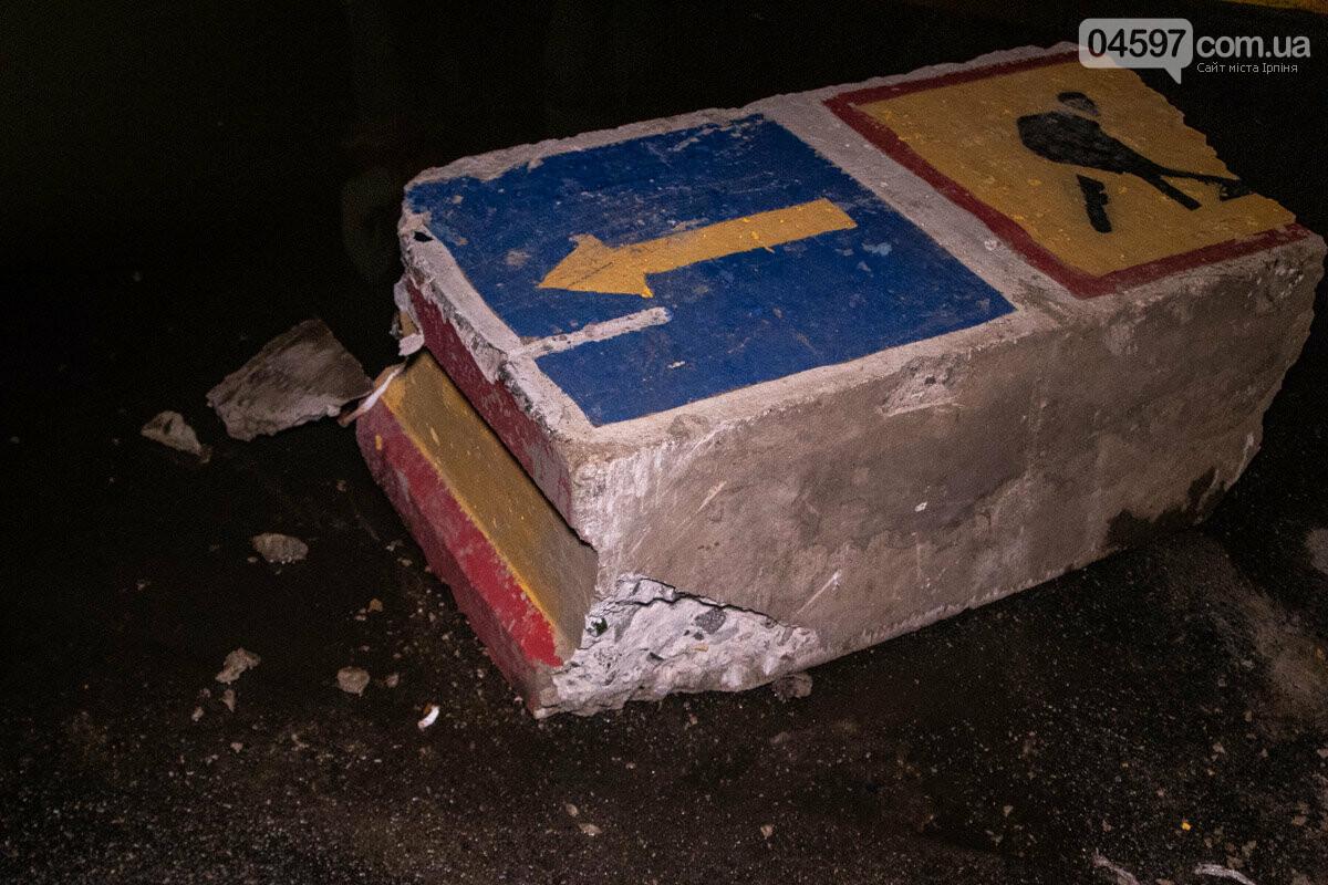 Смертельна ДТП: в Ірпені на вул. Соборній загинув байкер, фото-1