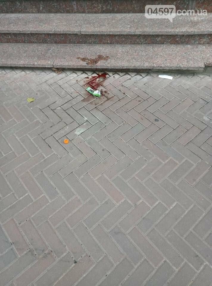 Впала зі сходинок в магазині, колиску з нeмовлям лeдь встигли схопити, фото-4