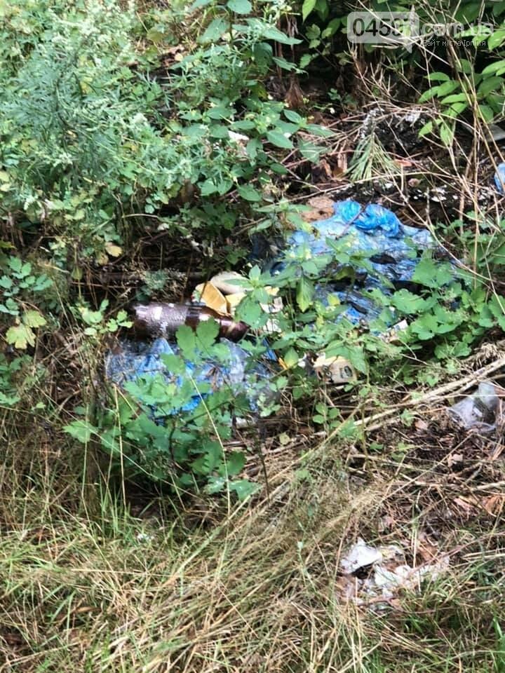 Люди - свині, або що робиться в ірпінському лісі, фото-4